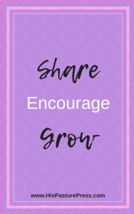 Share Encourage Grow www.hispasture.press